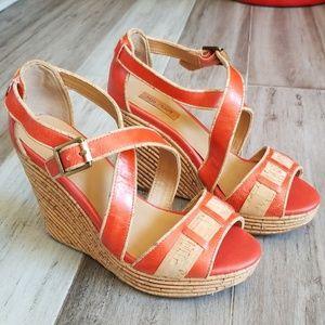Miz Mooz Kenya Wedge Sandals